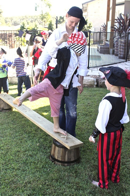 Captain Hook Pirate Party! - Karas Party Ideas - The Place for All Things Party