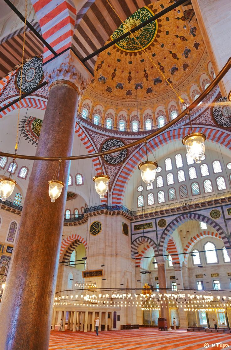 Istanbul Architecture | http://www.etips.com/ | by eTips Travel Apps