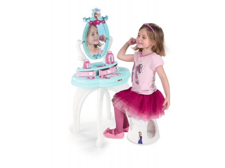 Smoby Toaletka Frozen 2w1 - AGD dla dzieci - Sklep internetowy - satysfakcja.pl