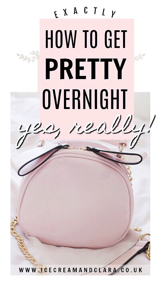 Exact secrets to look pretty overnight, how to be pretty naturally beauty tips