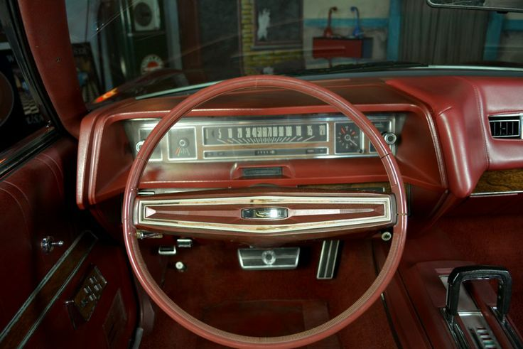 This 1971 Ford LTD Convertible is equipped with the second ...