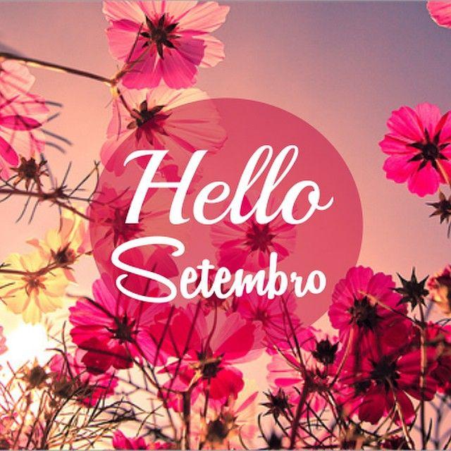 Great Hello September!