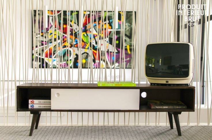 11 best Meuble TV images on Pinterest Tv units, Buffet and Dining room