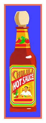 Hot Sauce Art Print by Clifford Faust