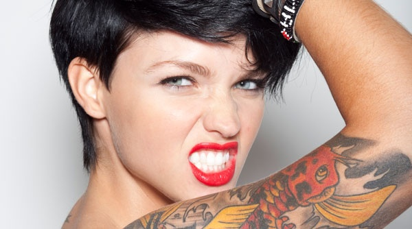 Love her! - Ruby Rose