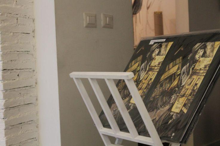 Il reportage della mostra Take Me Anywhere di Alice Pasquini alla Galleria VARSI http://www.creazina.it/eventi/alice-pasquini-take-me-anywhere Foto di Roberta Solitari