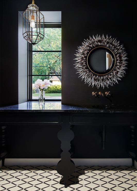 Janice Minor Porcupine Mirror
