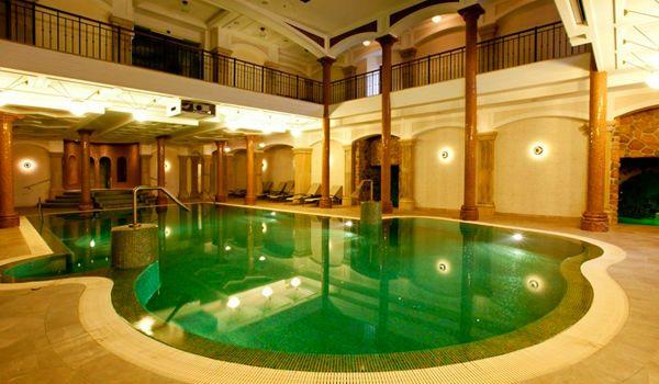 Andrassy Rezidence Hotel & Spa, Tarcal, Hungary.