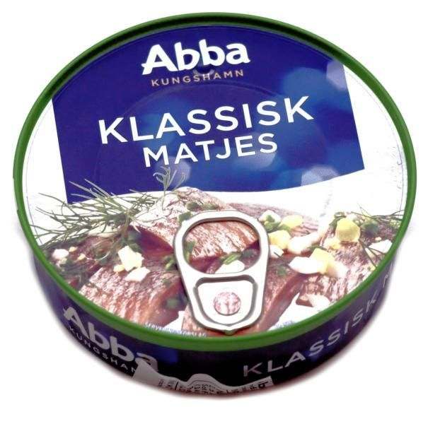 Abba Matjes Herring 200g Swedish Recipes Scandinavian Food Norwegian Food
