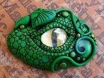 ojo de dragon: Dragon'S