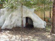 Custom Dog Houses The Dog Cave House