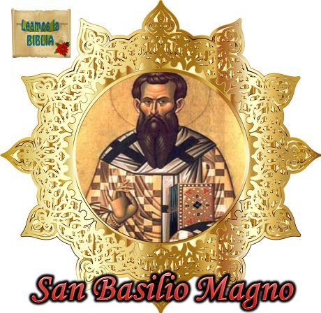 Leamos la BIBLIA: San Basilio Magno