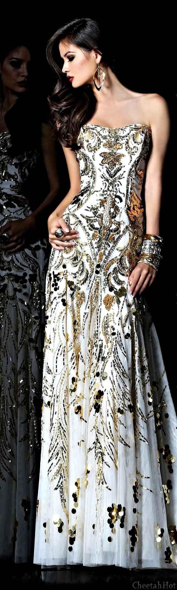 Sherri Hill 21077 Evening Gown