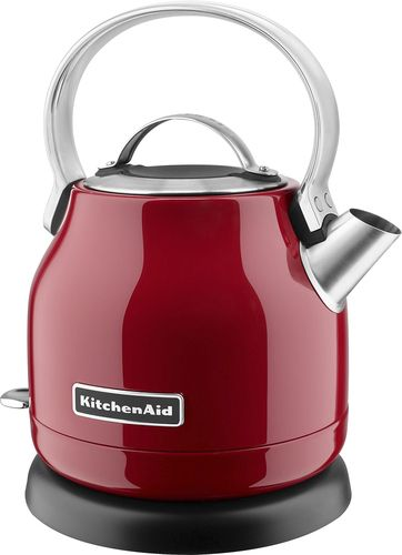 Kitchenaid Kek1222er 1 25l Electric Kettle Empire Red