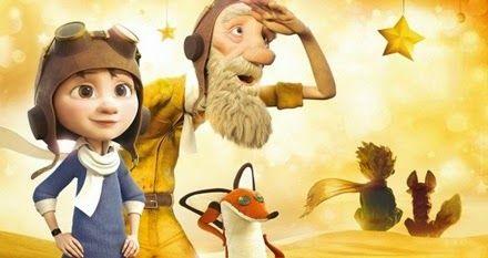 pequeno princepe filme  | Assista ao segundo trailer da nova animação do Pequeno Príncipe