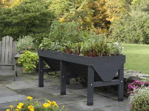 Charcoal Vegtrug™ Grow Vegetables At An Easy Working Height | Gardeneru0027s  Supply ...