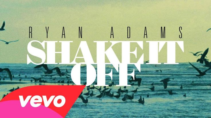 Shake It Off by Ryan Adams. Pretty interesting covering Taylor Swift's entire 1989 album.