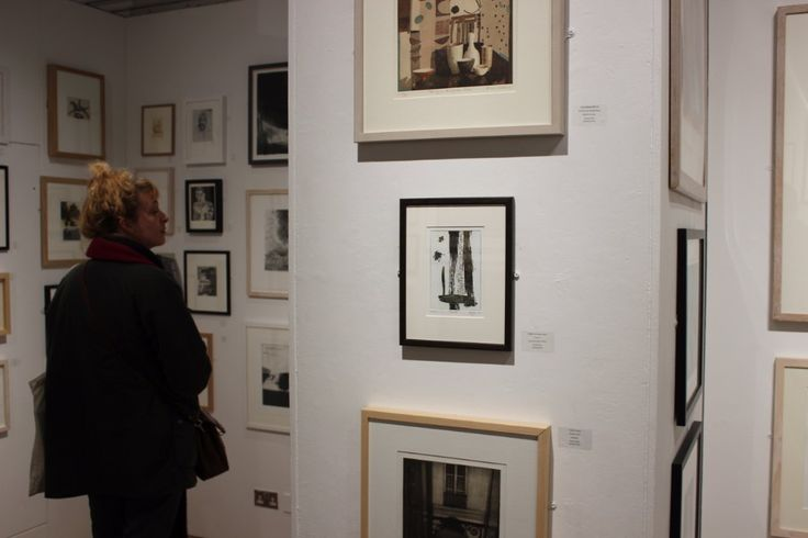 Exhibiting at the Bankside Gallery, line etching and the Tate Modern's Switch House