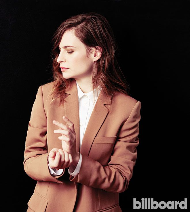 The Shoot: Christine & The Queens' Heloise Letissier Borrows From the Boys