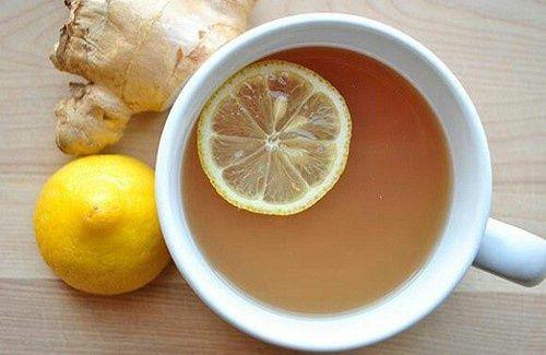 Comment perdre du poids grâce à des infusions au citron et au gingembre
