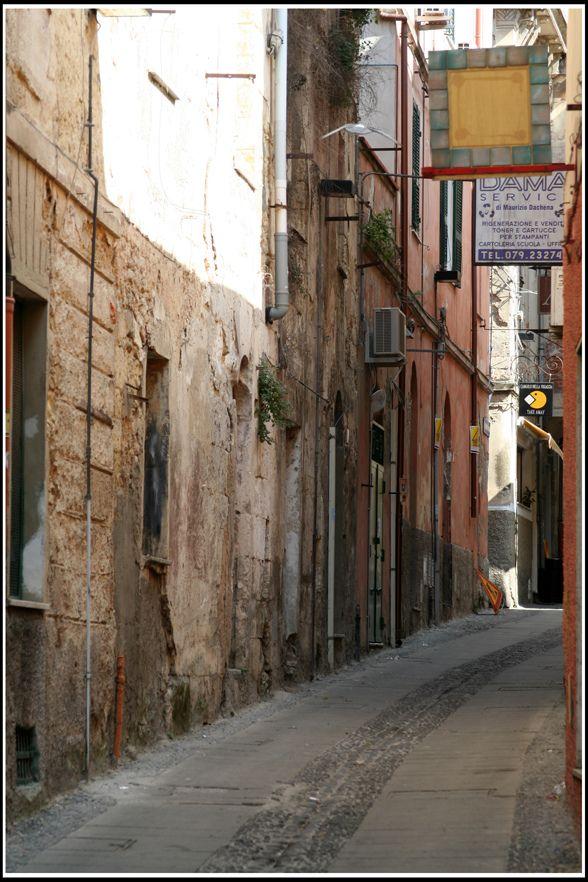 Sassari, Sardinia_ Italy