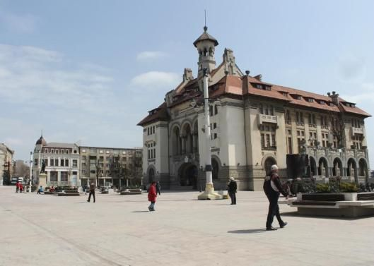 Constanta city, Dobrogea