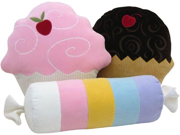 Ideas para cojines y almohadas.