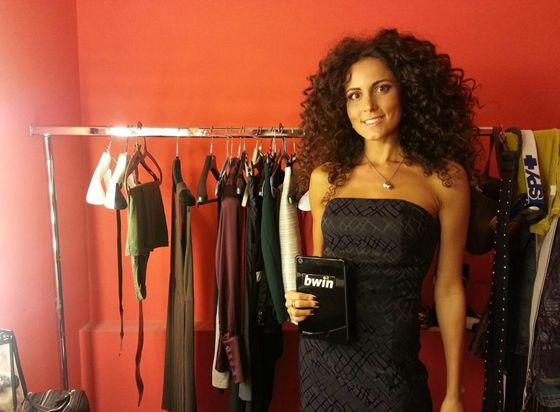 Francesca Belussi durante le diretta su Sportitalia indossa Compagnia Italiana #compagniaitaliana #collection #fashion #blogger #fashionblogger #style #stylish #love  #me #cute #photooftheday #nails #hair #beauty #beautiful #instagood #pretty #swag #pink #girl #design #model #dress #styles #outfit