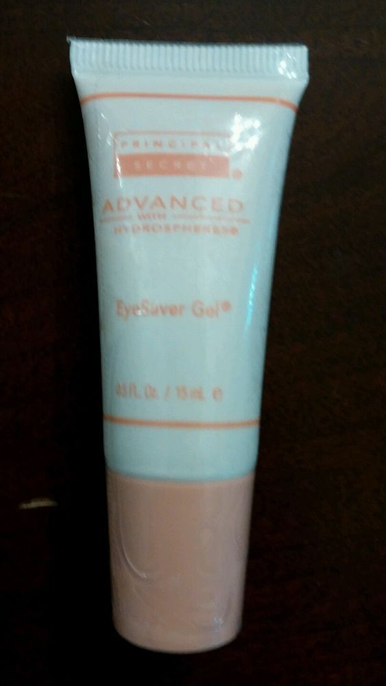 PRINCIPAL SECRET Advanced Eyesaver Gel Eye Saver Gel .5 oz Sealed in Health & Beauty, Skin Care, Anti-Aging Products | eBay