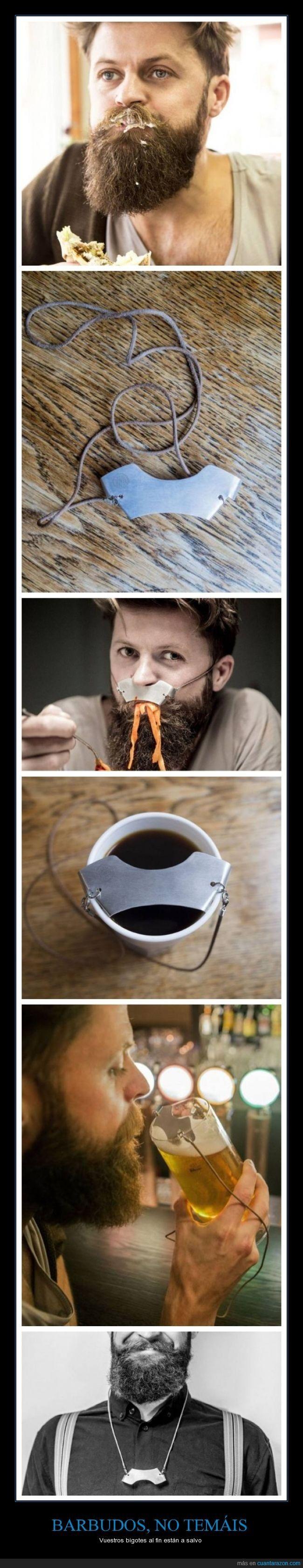 El producto que Ron Swanson compraría - Vuestros bigotes al fin están a salvo   Gracias a http://www.cuantarazon.com/   Si quieres leer la noticia completa visita: http://www.estoy-aburrido.com/el-producto-que-ron-swanson-compraria-vuestros-bigotes-al-fin-estan-a-salvo/