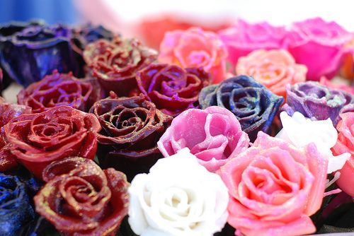 How to Dip Roses in Wax    Saving roses indefinitely
