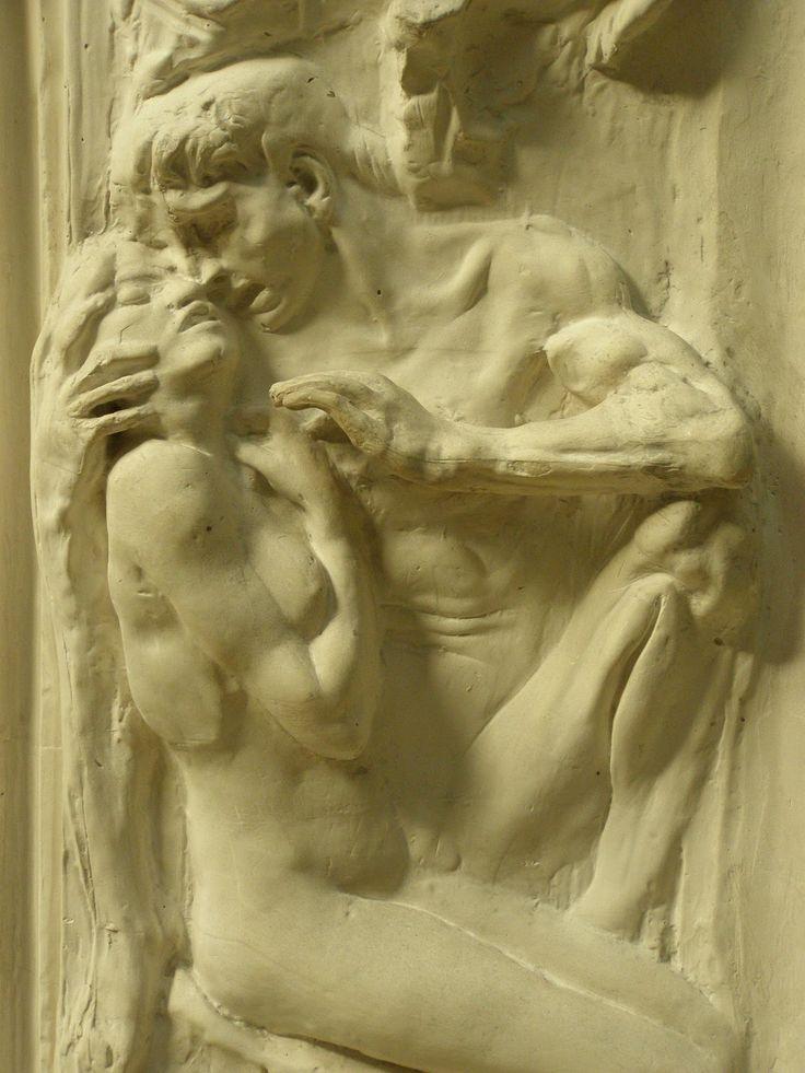 Огюст Роден. Музей Родена, Париж. http://www.tuttartpitturasculturapoesiamusica.com/2015/09/Auguste-Rodin-Camille-Claudel.html