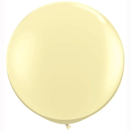 Ivory Giant Balloons and Giant Wedding Balloons by The Giant Balloon Company. www.thegiantballooncompany.com *Ivory*