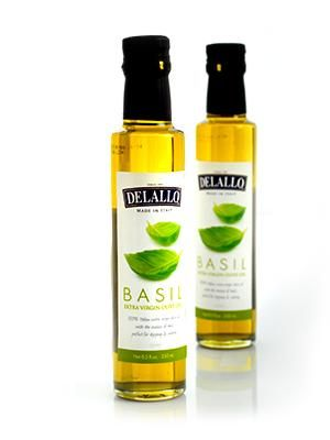 Basil Flavored Dipping Oil | Olive Oil