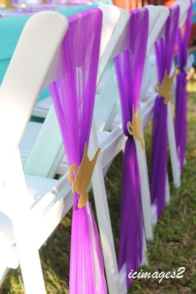 Princess Jasmine Birthday Party Ideas | Photo 3 of 30 | Catch My Party