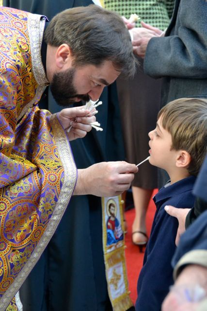 Great Lent, Holy Week, and Pascha | Holy Week and Pascha in Pictures, Saints Constantine and Helen Greek Orthodox Church, Westland, MI
