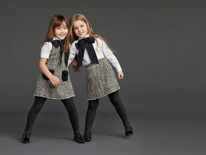 Kindermode für Mädchen – charmante Outfits für den Winter