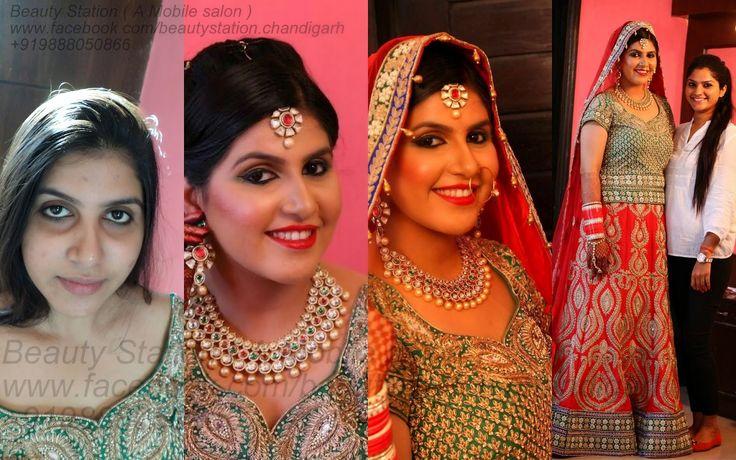 Beauty Station (A Mobile Salon): Hoshiarpur, Punjab.India