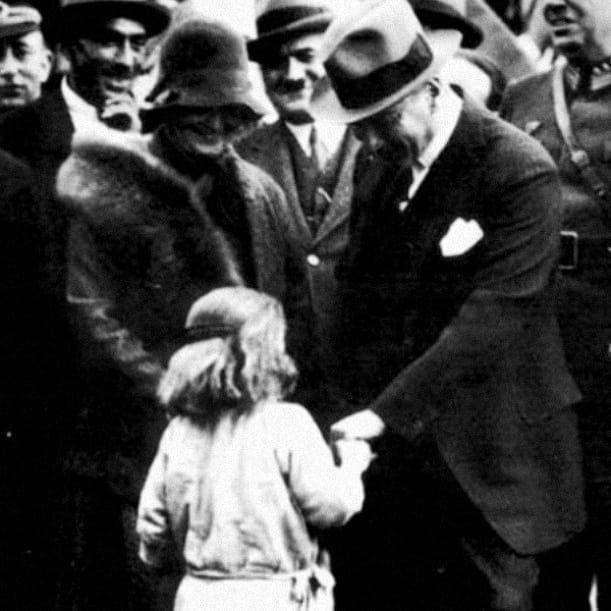 "Today is April 23rd, The National Sovereignty and Children's Day!🇹🇷🗺️ Mustafa Kemal Atatürk in Ankara on the ""Day of National Sovereignty"", present-day the ""National Sovereignty and Children's Day"" (1929)  #children #day #future #world #stayhome #staysafe #ambition #life #çocuklar #bayram #evdekal #egemenlik #bayram"