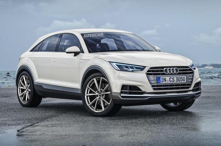 2019 Audi Q4 SUV to rival Range Rover Evoque | Autocar