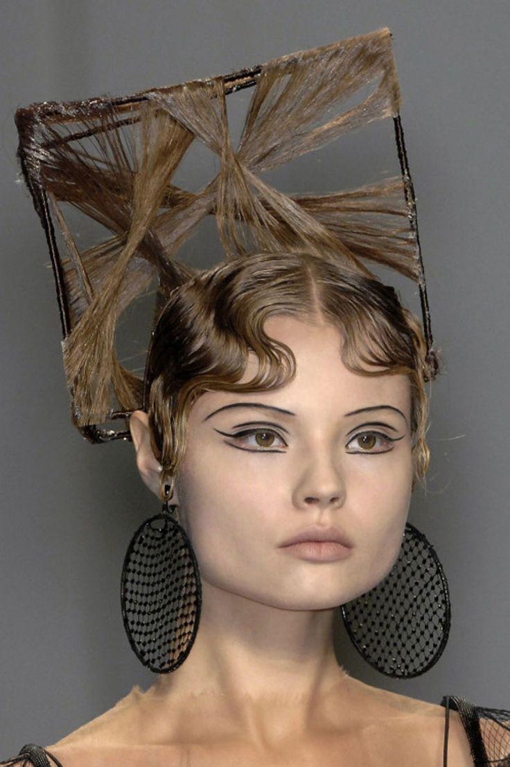 131 best avant-garde hair designs images on pinterest   hair art