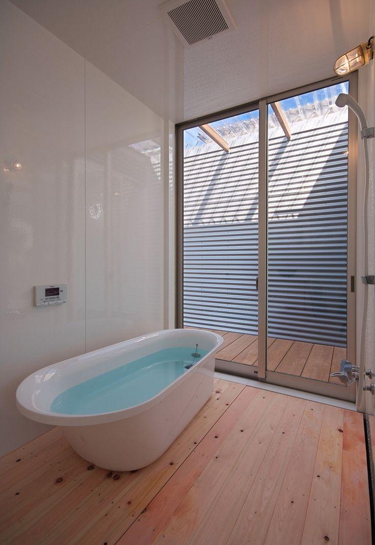建築家:根來宏典「水庭の家」