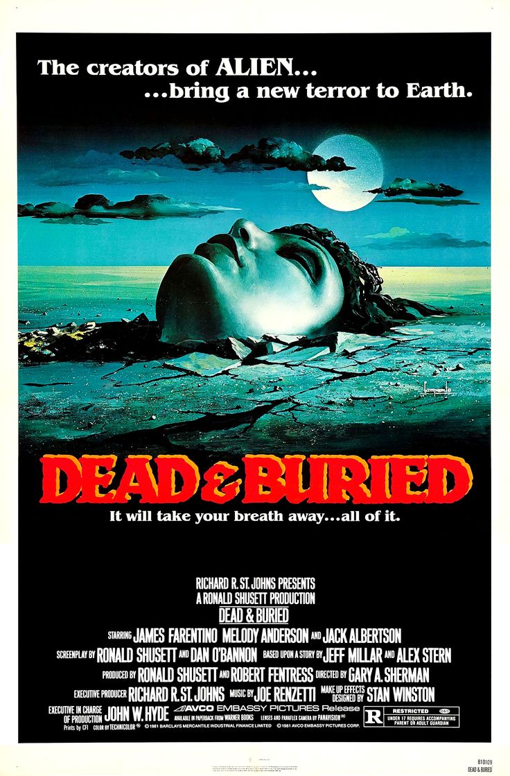 Dead and Buried (1981) Directed by Gary Sherman