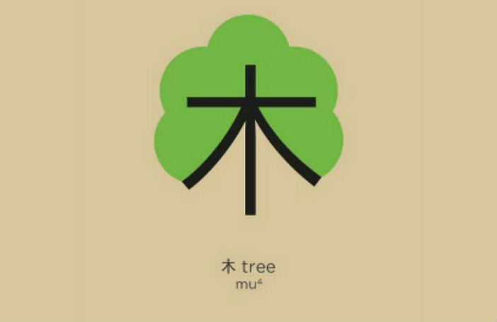 Met deze illustraties wordt Chinees leren een stuk makkelijker