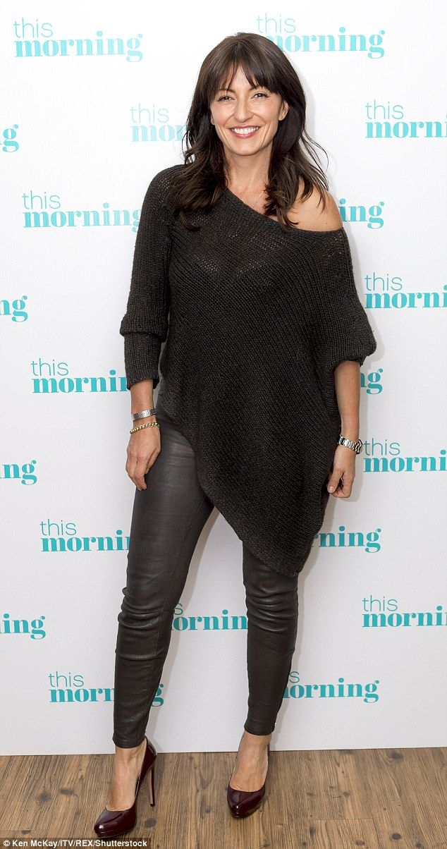 Davina McCall reveals how she got into the shape of her life at 48 | Daily Mail Online