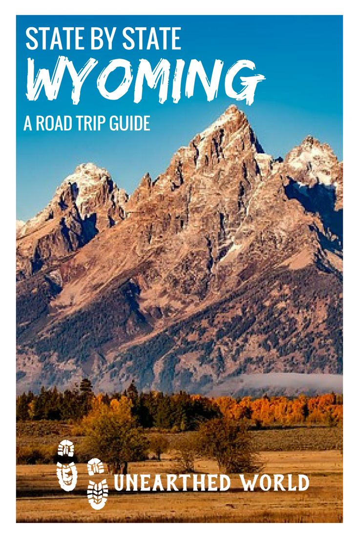 Thinking of a Wyoming road trip? Have a look here before you go!