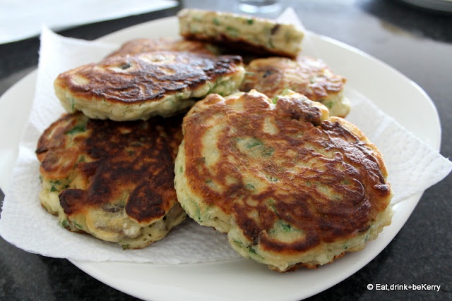 Herbs, Mushrooms and Fritters on Pinterest