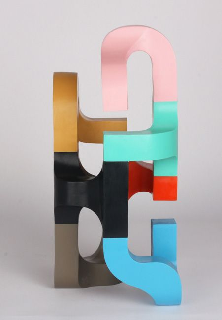 This almost looks typographic.  Stephen Ormandy, 2012.: