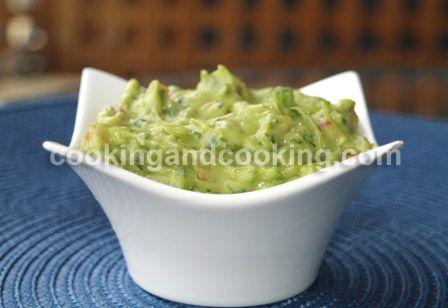 Guacamole (Avocado Dip) Recipe