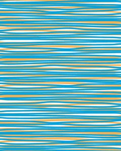 Free Printable Scrapbook Paper Orange Blue Stripes Free Scrapbook Paper Orange